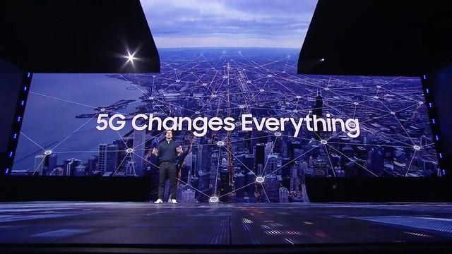 Samsung Event 2019