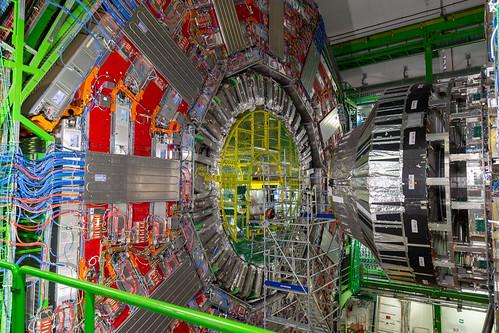CMS at CERN 2