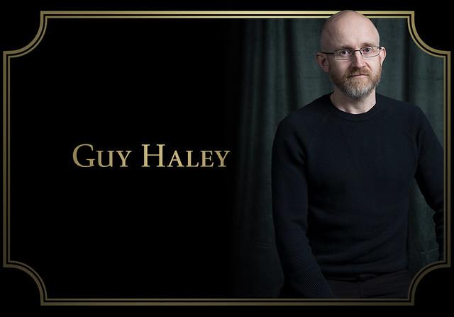 Гай Хейли | Guy Haley