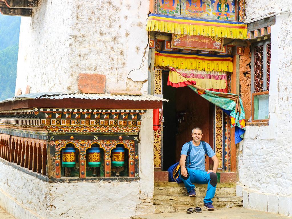 Monasterio Tango en Bután