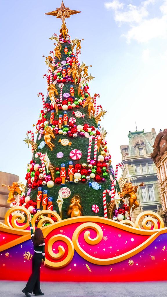 Universal Studios Christmas.Universal Studios Japan Alexis Jetsets H I S Travel