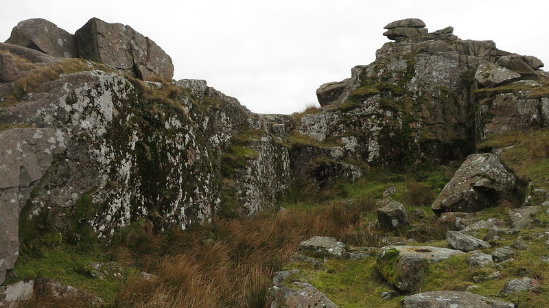 Quarry, Little Trowlesworthy Tor