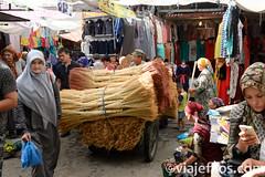 Viajefilos en Kirguistan, Sary Osh 007