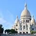 5. Iglesia del Sacre Coeur del barrio de Montmartre