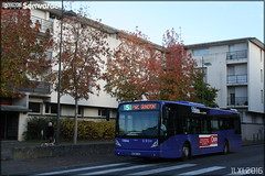 Van Hool New A 330 - Keolis Tours / Fil Bleu n°130