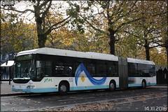 Mercedes-Benz Citaro G GNV – Semitan (Société d'Économie MIxte des Transports en commun de l'Agglomération Nantaise) / TAN (Transports en commun de l'Agglomération Nantaise) n°726 (Agadir)