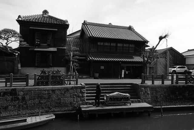 Photo:小野川沿いの町並み 蔵 By yuki_alm_misa