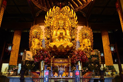 Shanghai - Longhua Temple