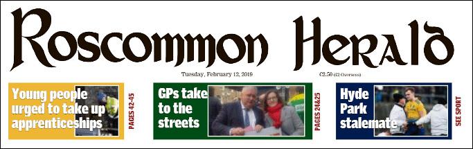 Herald Mast 12th February