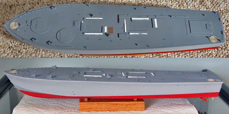 1/72 USN 80' Elco PT Boat with some mods - Page 15 - Work in