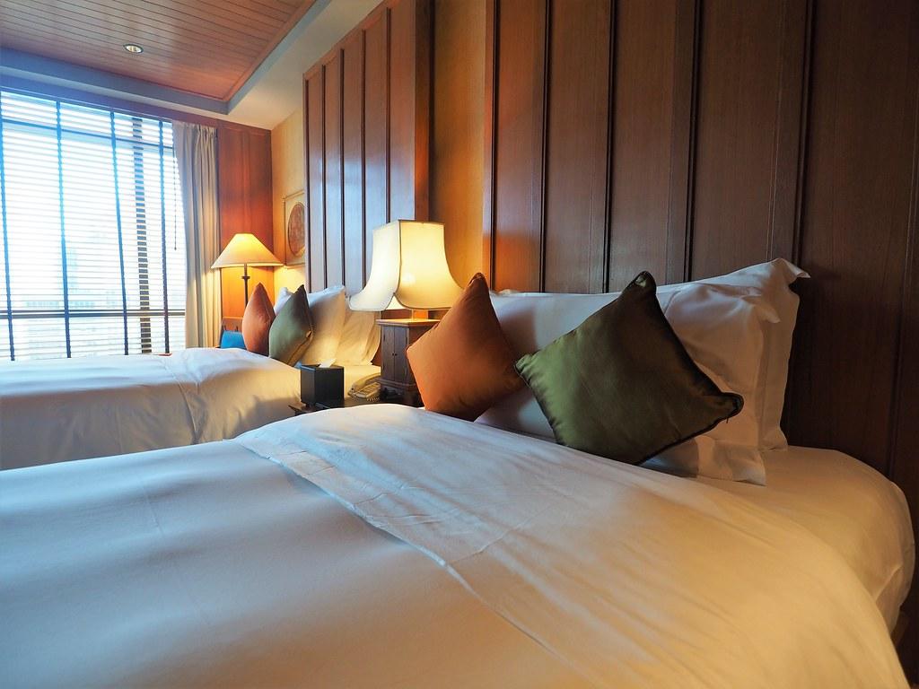 曼谷THE ATHENEE HOTEL (13)