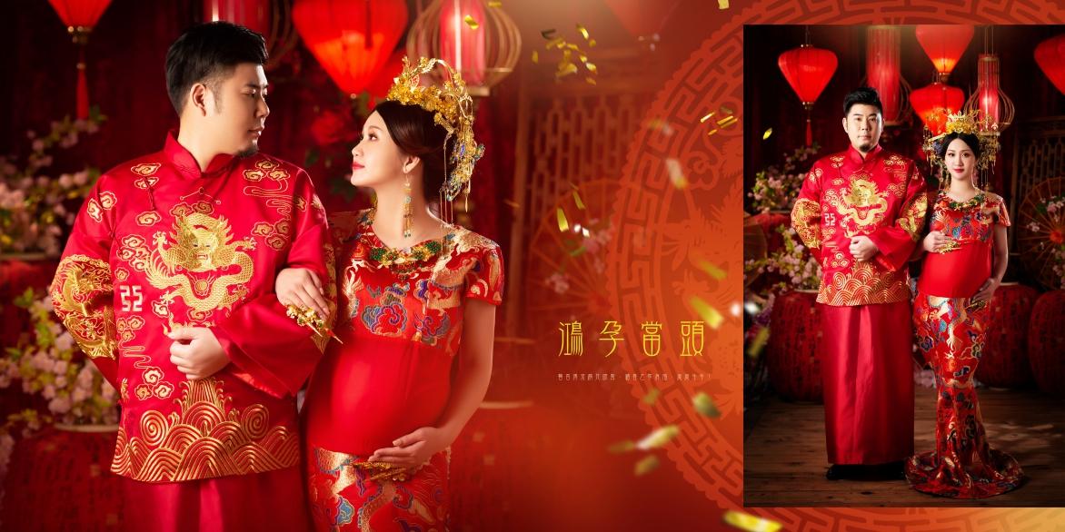 孕婦照,孕媽咪寫真,孕婦寫真,孕婦攝影,孕婦照推薦,台中孕婦照,中國風孕婦照,中式孕媽咪寫真