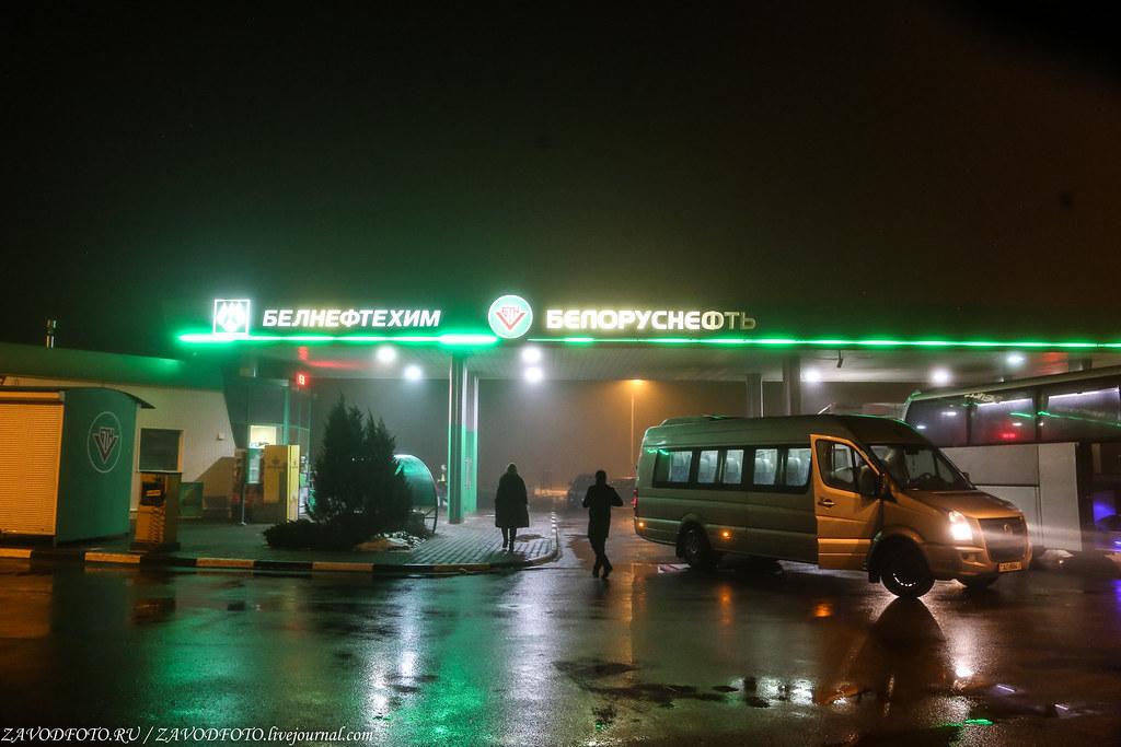 Белоруссия идёт на нефтяной рекорд
