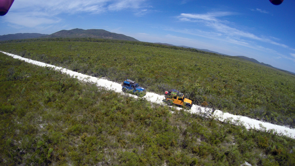 The Bigarsed Jeep Trip to Cape York Part 2 of 5 The Frenchman's Track