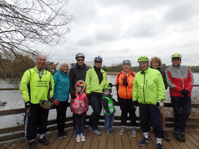 Welsh Harp 2019 Ride 07