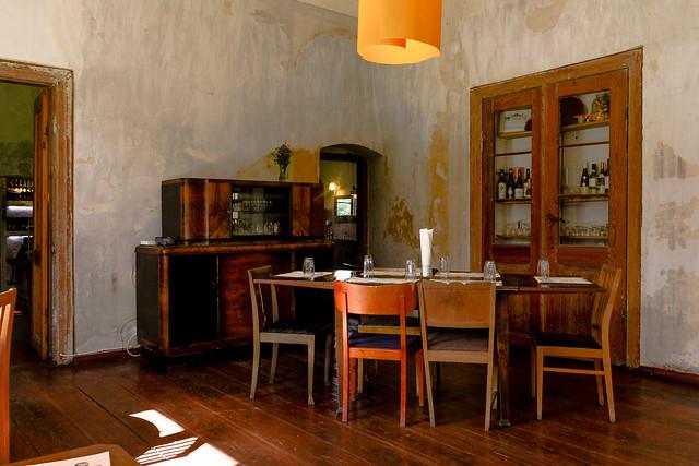 Restaurante Põhjaka en Estonia