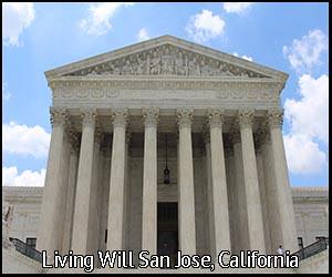 living will in san jose