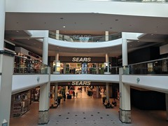 Sears (Emerald Square Mall, North Attleboro, Massachusetts)