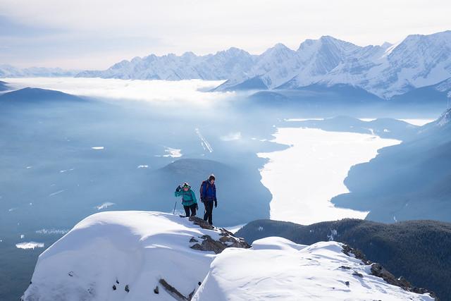 Snowshoeing - Little Lawson - Jan 2019-9