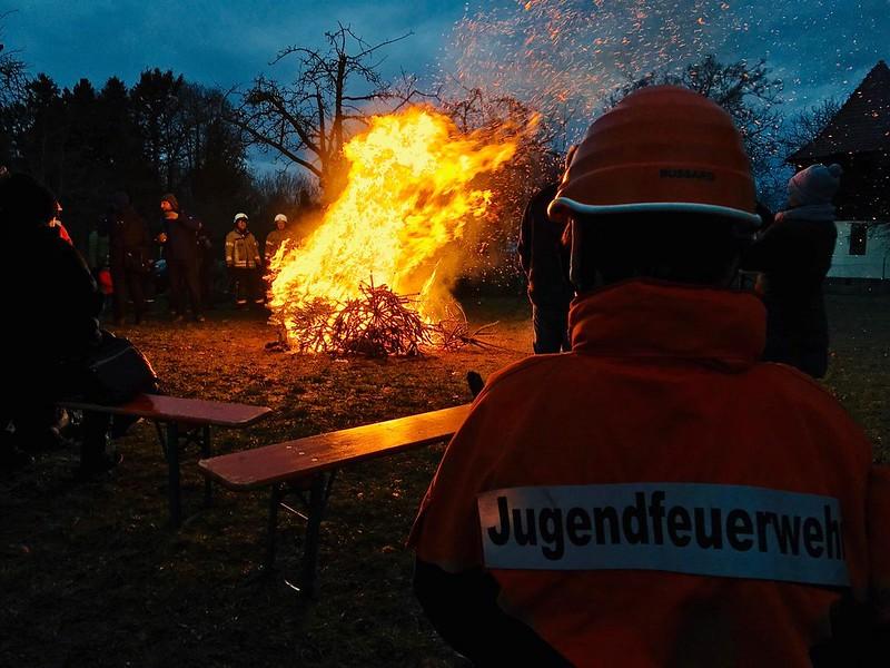 Bergle on fire 2019