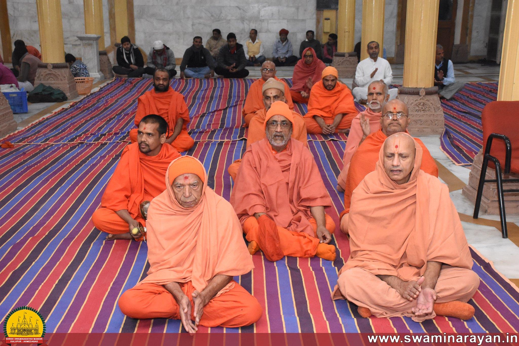 Dhanurmaas Dhun - Kalupur Mandir