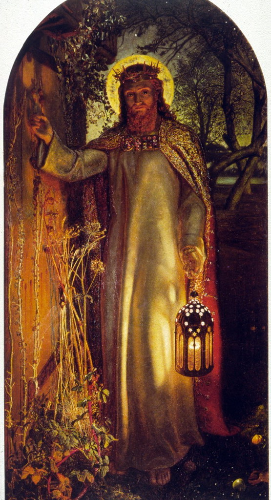 william-holman-hunt-light-of-the-world-1851