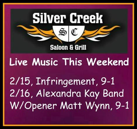 Silver Creek Poster 2-15-19