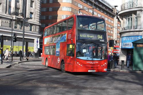 London United ADH45016 SN60BYM
