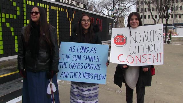 Solidarity with Beaver Lake Cree