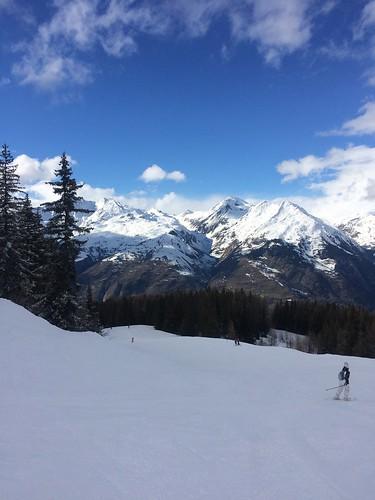 Ski - Les Arcs - Mars 2019