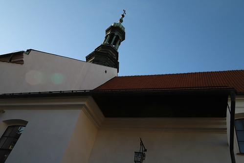 Kościół stacyjny św. Mikołaja w Krakowie | Abp Marek Jędraszewski, 1.04.2019
