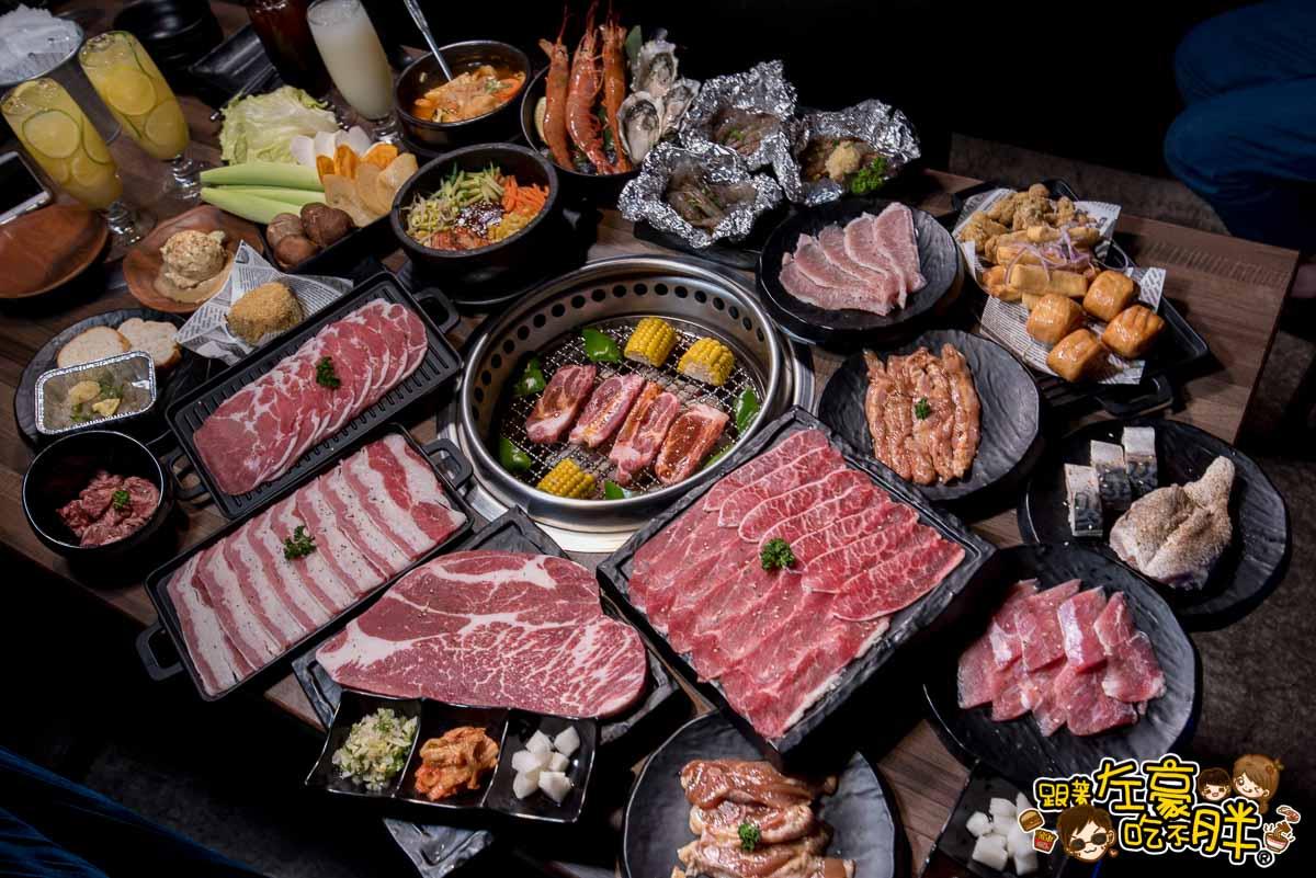 開烤Bar炭火精品燒肉吃到飽-39