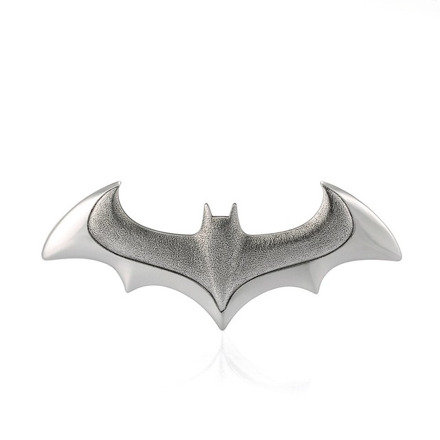 Royal Selangor DC Comics【蝙蝠飛鏢拆信刀】Batarang Letter Opener