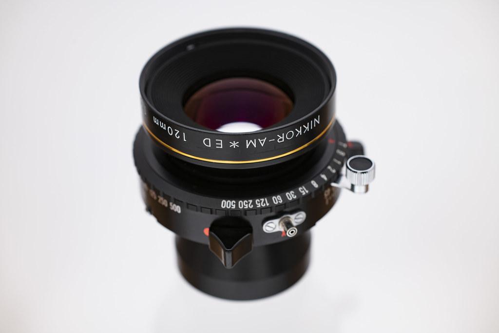 NIKKOR-AM*ED 120mm f5.6s