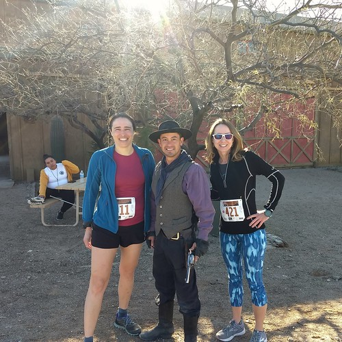 2019-02-17 Old Tucson Studios Trail Race