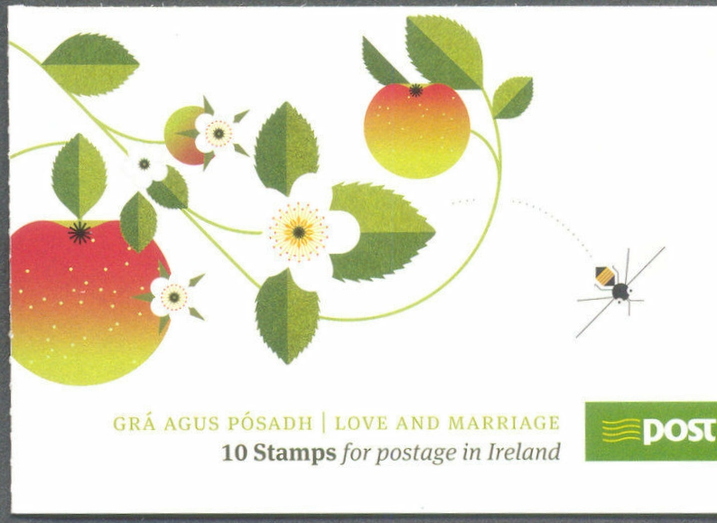 Ireland - Love & Marriage (January 24, 2019) booklet cover
