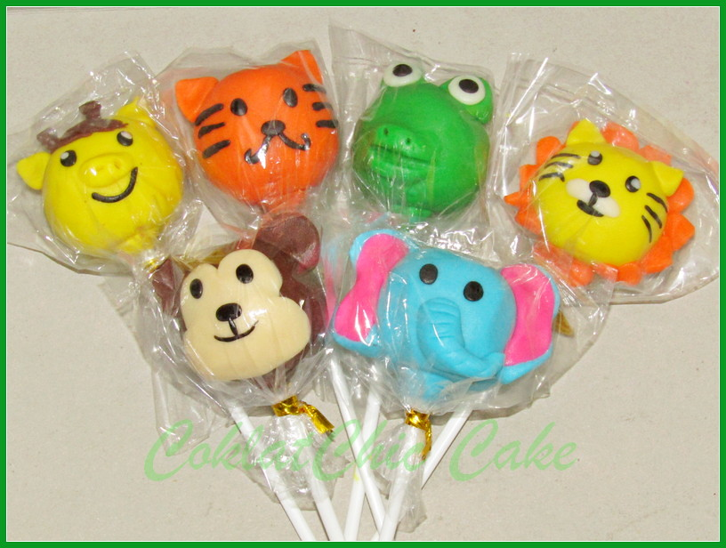Cakepops Animal