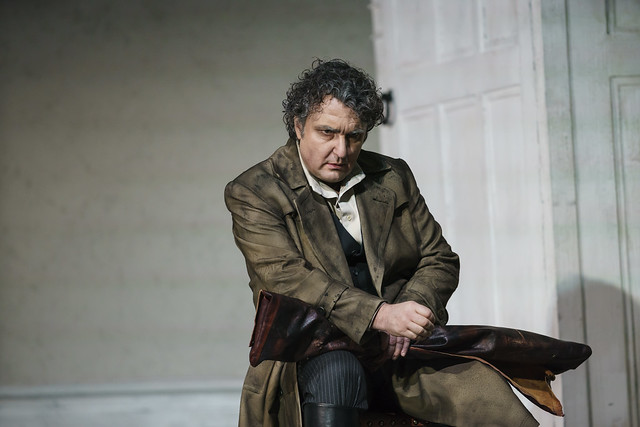 Ludovic Tézier as Don Carlo di Vargas in La forza del destino, The Royal Opera © 2019 ROH. Photograph by Bill Cooper