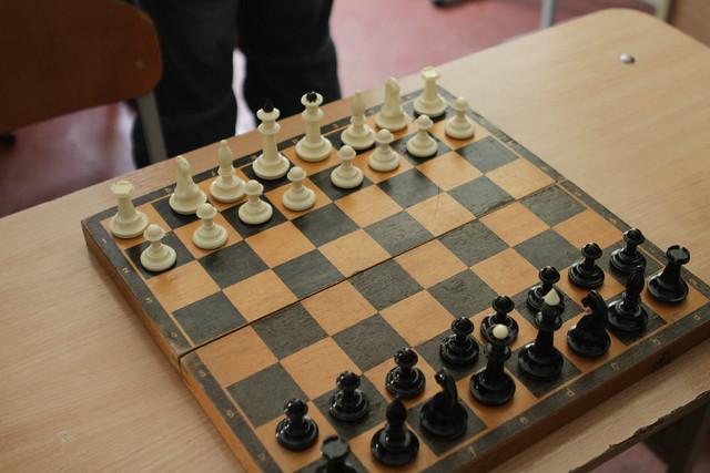 Рекорди КРОКу: шахи /  СРУ / Університет / 22.03.2019
