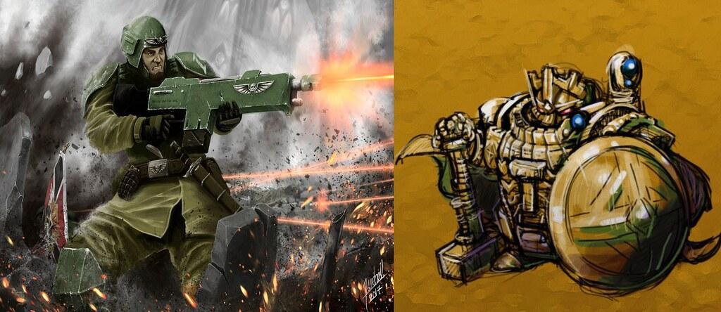 [Crazy Orc, 22.12.18] Astra Militarum vs Squats (4000pts)  32551595058_592bd1eb11_b