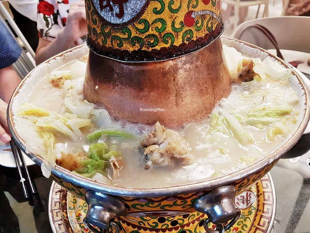 Jing Tai Lan Fish Head Steamboat