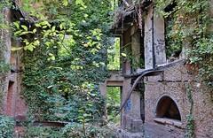 Canaveilles les bains, station thermale abandonnée