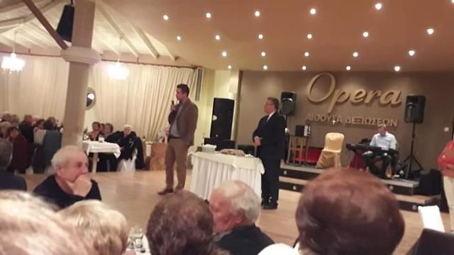 15-02-2019 - Κοπή Πίτας ΚΑΠΗ Δήμου Δράμας