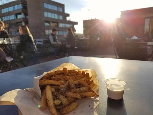 Zataar Fries