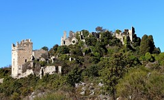 ruines de Chateauneuf