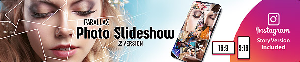 Parallax Photo Slideshow