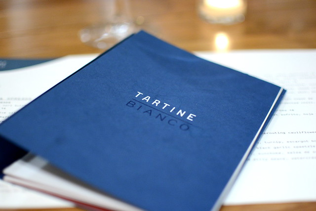 Tartine Bianco - ROW DTLA - Los Angeles