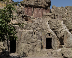 Khachkars on the Rocks