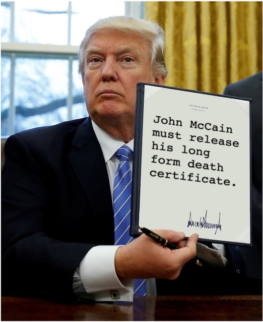 Trump_mccaindeathcertificate