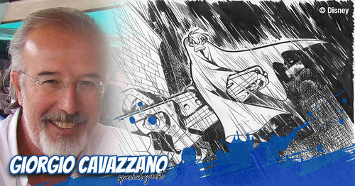Romics 2019 -Giorgio Cavazzano Special Quest Star